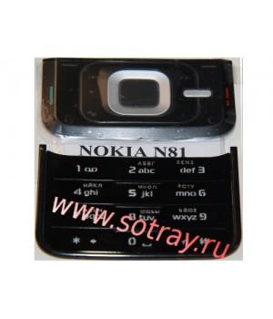 Кнопки ORIGINAL Nokia N81