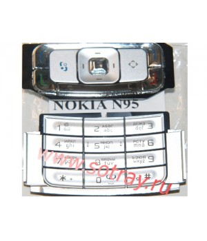 Кнопки ORIGINAL Nokia N95