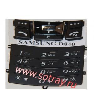 Кнопки ORIGINAL Samsung D840