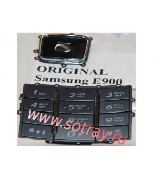 Кнопки ORIGINAL Samsung E900+джойстик