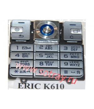 Кнопки ORIGINAL SonyEricsson K610