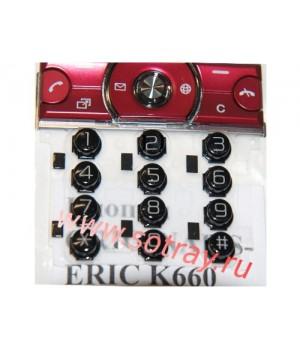 Кнопки ORIGINAL SonyEricsson K660