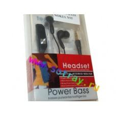 Гарнитура Power Bass Nokia N95 (3,5 мм)