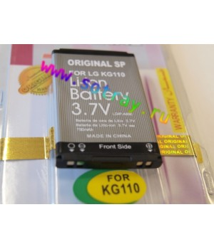 Аккумулятор LG B2000/KG110/KG245/KP200/F2500 (850mAh) SP