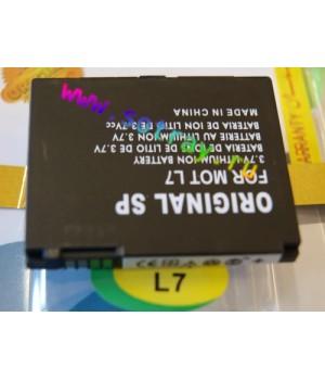 Аккумулятор Motorola BC60 L7 / L9 / V3x (880mAh) SP
