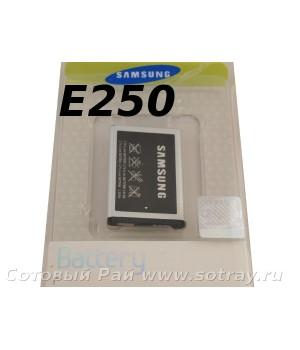 Аккумулятор Samsung AB463446BU/AB553446BU E250 , X150 , X200 , E1080 (800mAh) Original