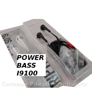 Гарнитура Power Bass Samsung I9100 (3,5)