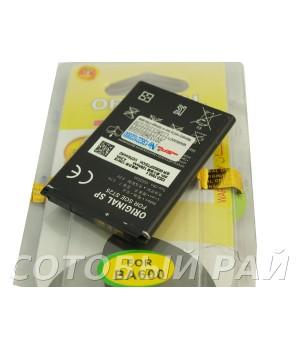 Аккумулятор Sony BA600 U , ST25i (1290mAh) SP