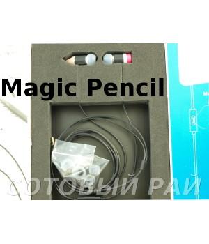 Наушники внутриканальные Magic Pencil